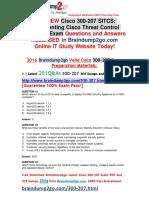 [2016.07.NEW]Cisco Exam 300-207 VCE 251q[41-50]