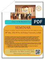 Call for Presentation-28.5.2016