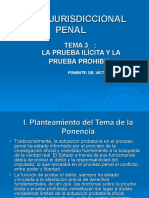 Pleno Jurisdiccional Penal