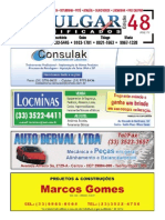 Jornal Divulgar Classificados - Ano IV - Edição 48