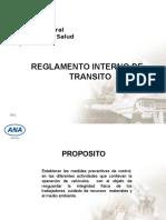 REGLAMENTO INTERNO DE TRANSITO ANABI.pptx