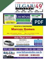 Jornal Divulgar Classificados - Ano IV - Edição 49