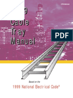 1999 Cable Tray Manual (Based on the 1999 NEC)