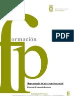 Fantova.repensando La Intervención Social (2015)