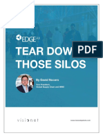 EDGE AX Cloud solution for the apparel - TEAR DOWN THOSE SILOS