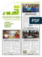 Hometown Business Profiles - July 2016 sct