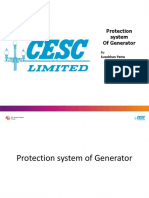 Generator Protection TGS