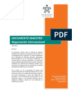 Documento Maestro Negociacion Internal VF5 SACES