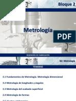Lección 2.4 Metrología de Formas