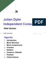 Index Internals