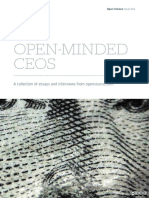 Open Source eBook OpenMindedCEOs Web
