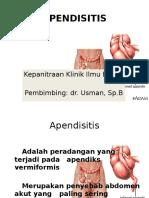 152550210 Apendisitis Ppt Pptx