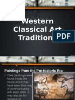 Western Classical Art Traditions