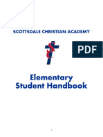 elementary student handbook 2016-17