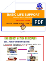 BLS  AHA_ 2010 REFRESHER COURSE FOR JUNIOR CLERKS 2015.ppt