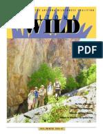 Fall-Winter 2006-2007 Arizona Wild