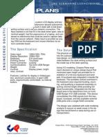 Engineered Solutions LMC Sub Monitor
