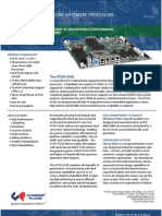 ATXW-5520 High Performance Westmere Long Life EATX Industrial Motherboard Datasheet