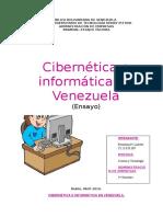 Cibernetica e Inforcibernetica