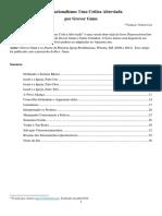 Dispensacionalismo Uma Crítica Abreviada - Grover Gunn - Português - Tradução Nathan Caze