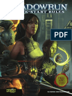 Shadowrun Quick-Start Rules (Free RPG Day 2012) (8343137)