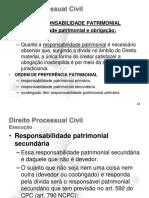 Roteiro-Responsabilidade Patrimonial - Fraudes Do Devedor
