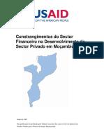 Mozambique Financial Sector Review Portuguese1