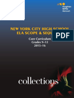 collections ny scope and sequence