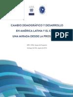 21082015_cambio Demografico y Desarrollo en America Latina y El Caribe u...