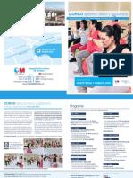 Curso ejercicio fisico y gestacion Hoispital Universitario de Torrejón