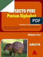 Abecedário da Língua Puri