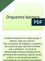 1 Orquestra Barroca