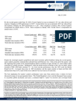 Corsair Capital Management 2Q 2016 Letter