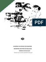 Matriz Curricular de Educação Física Rondônia