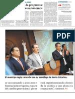 28-07-16 Alcaldes respaldan la propuesta; piden investigadores autónomos