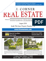Tri-Corner Real Estate - July 28, 2016