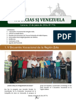 Noticias SJ Nº 774