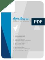 AA GP Performance Objectives 2011