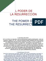 EL PODER de La Resurreccin