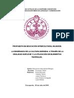 Proyecto Educación Intercultural Bilingue