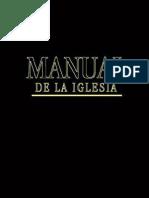 Manual Iglesia Adventista