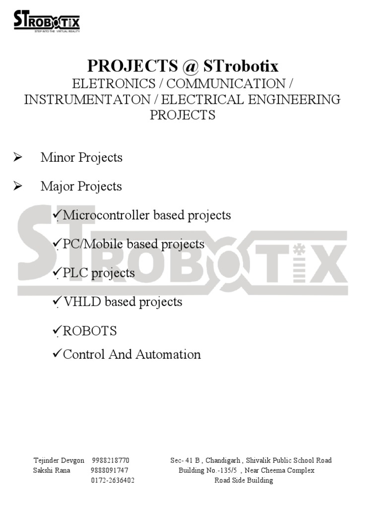 Microcontroller Project Report 2016 Programmable Logic Controller Multitone Siren Alarm Circuit Diagram Automation