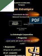 BSC Paraguay Caso Fruit