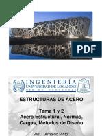 2.- Capitulo 1 y 2 Acero Estructural