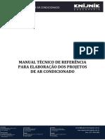 Manual Técnico - Ar Condicionado