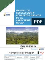 Caracterización Del Hogar_ Conceptos Basicos 2-03-2016