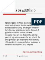 Ligas de Aluminio