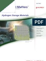水素貯蔵材料 Material Matters v2n2 Japanese
