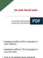 Headache and Facial Pain