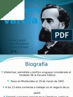 José Pedro Varela y Berra